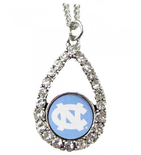 Carolina Teardrop Crystal Necklace Jewelry