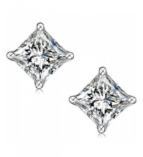 AllenCOCO Sterling Princess Swarovski Simulated