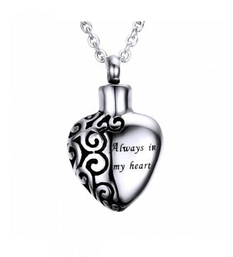 HooAMI Cremation Memorial Necklace Keepsake