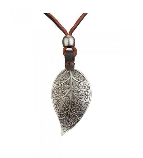 Jenia Pendant Handmade Genuine Necklace
