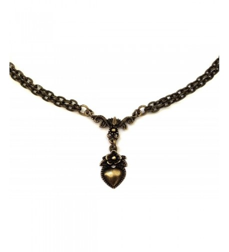8th Wedding Anniversary Gift Necklace