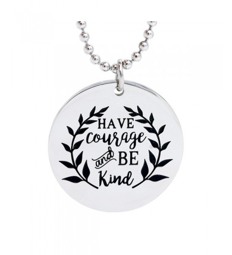 Melix Home COURAGE Necklace White