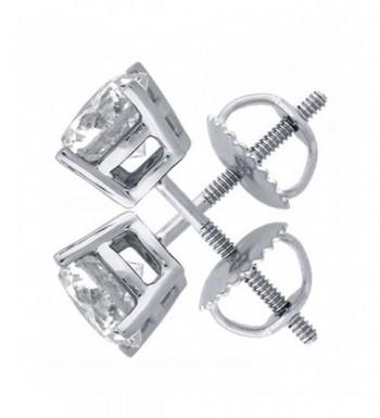 Sterling Silver Earrings Zirconia Lovely