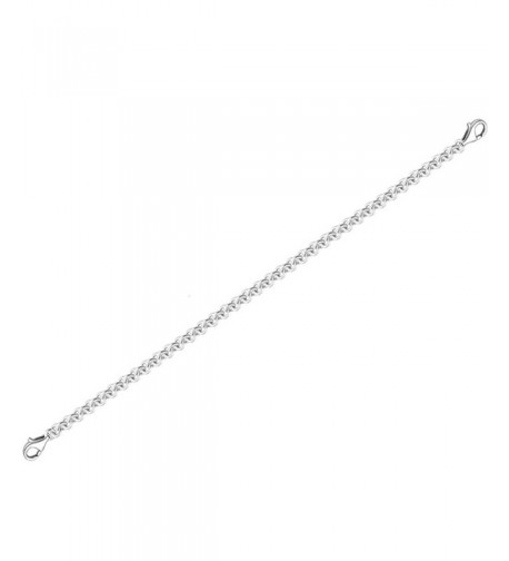 Sterling Silver Extender Inches sterling silver