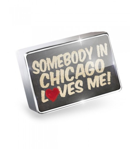 Floating Somebody Chicago Illinois Lockets