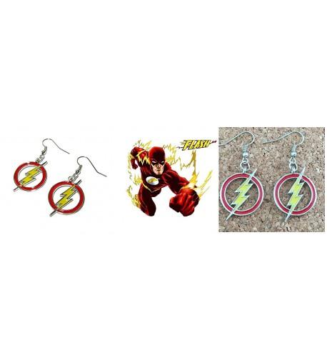 DC Comics Dangle Earrings Included