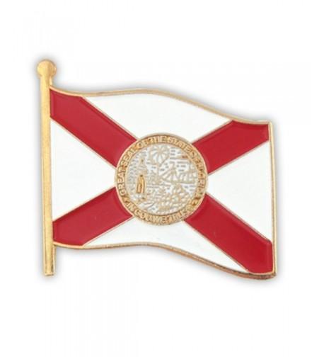 PinMarts Florida State Enamel Lapel