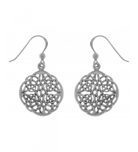 Jewelry Trends Sterling Silver Earrings