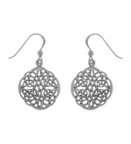 Jewelry Trends Sterling Silver Earrings