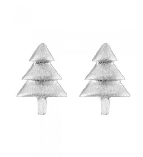 Sterling Christmas Hypoallergenic Earrings Childrens