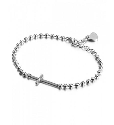 Jinbaoying Plated Stainless Steel Bracelet