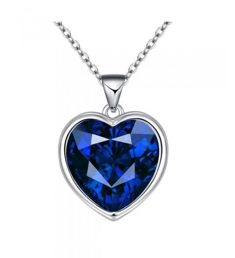 Heart Ocean Locket Photo Necklaces