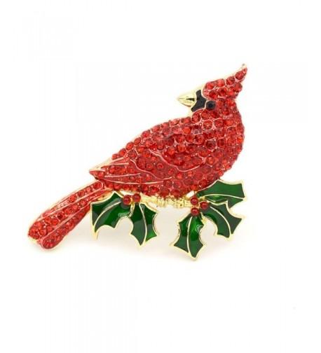 Stunning poinsettia Swarovski Christmas P5564