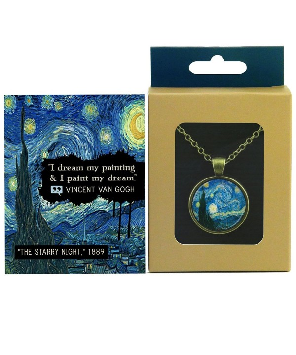 Starry Night Van Gogh painting