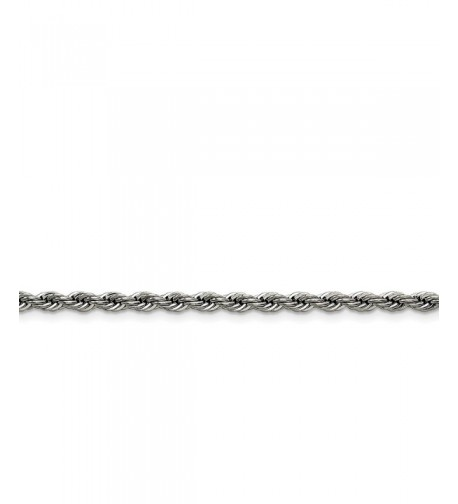 Stainless Steel 4 0mm Chain Necklace