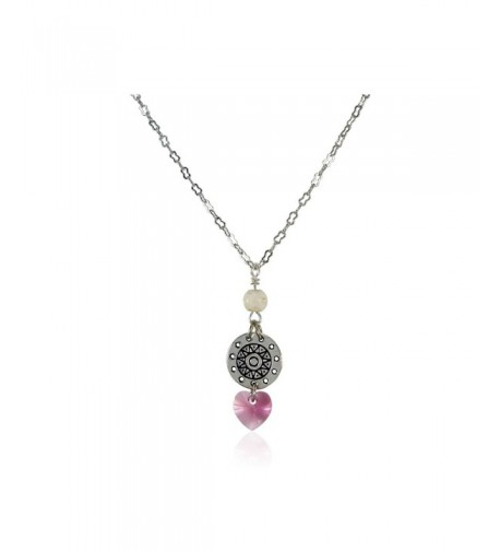 Swarovski Elements Crystal Heart Pendant
