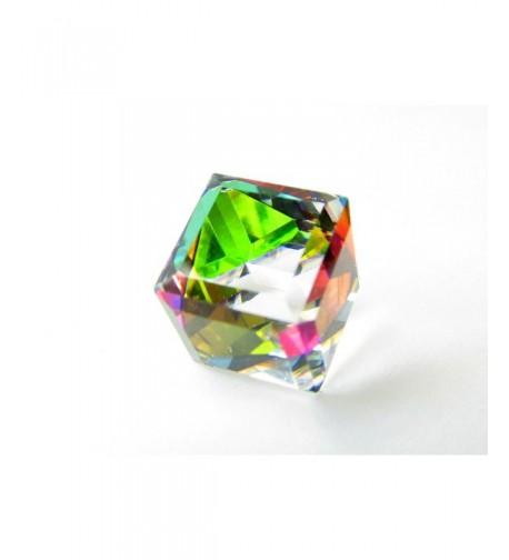 Vitrail Medium Austrian Crystal Earrings