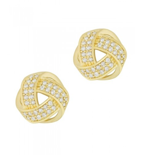 ORROUS CO Collection Zirconia Earrings
