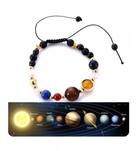 Handmade Universe Bracelets Adjustable Astronomy