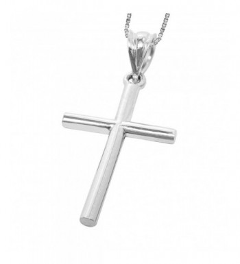 Sterling Silver Cross Necklace Pendant