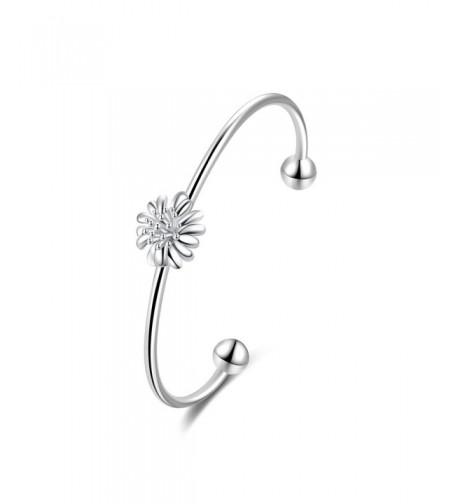 Bangle Bracelet Sterling Adjustable Jewelry