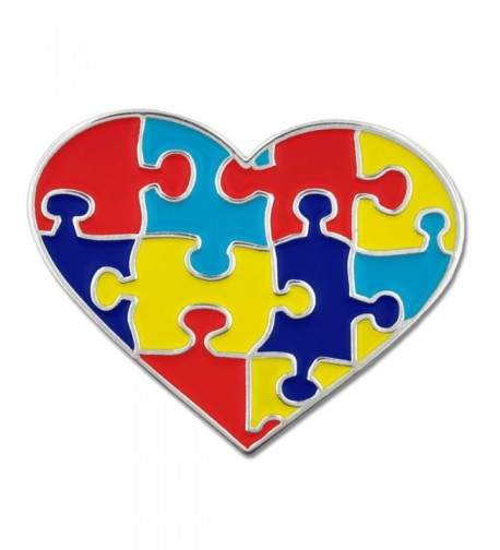 PinMarts Autism Awareness Shaped Puzzle