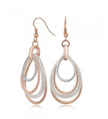 Kemstone Elegant Multilayer Earrings Accessory