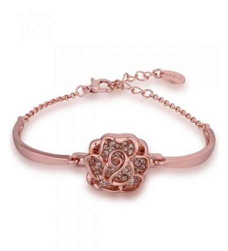 Naivo Austrian Crystal Bracelet Extension