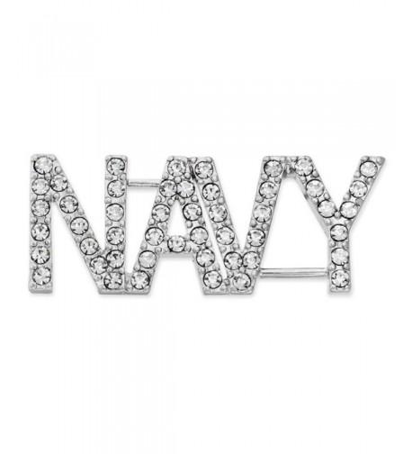 PinMarts Rhinestone Military Patriotic Jewelry