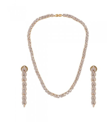 Swasti Jewels Fashion Necklace Earrings