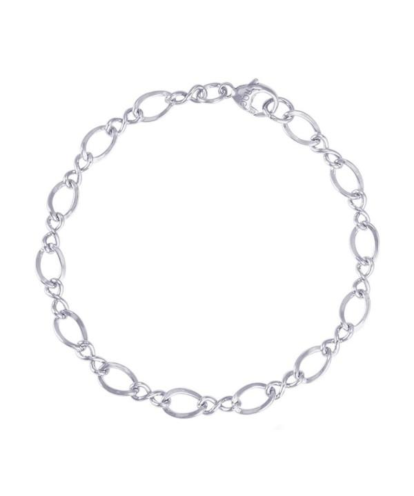 Rembrandt Sterling Silver Bracelet inches