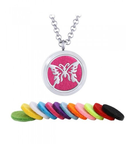 PAURO Stainless Butterfly Aromatherapy Essential