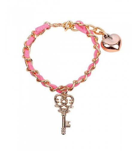 Innocent Ribbon heart Bracelet FRIDAY